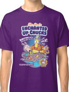Enchanted Up Chucks Classic T-Shirt