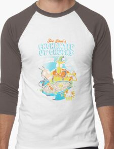 Enchanted Up Chucks Men's Baseball ¾ T-Shirt
