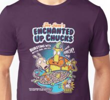 Enchanted Up Chucks Unisex T-Shirt
