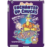 Enchanted Up Chucks iPad Case/Skin