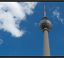 Berlin Tower by may14th1983