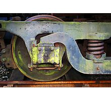 Heavy Duty Curves Photographic Print