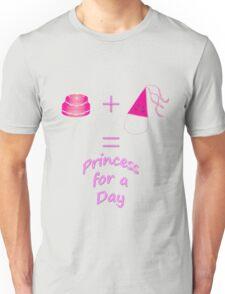 Birthday Princess Unisex T-Shirt