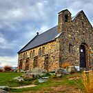 Church of the Good Shepherd by Wendy  Meder
