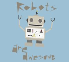 Robots Are Awesome T-Shirt