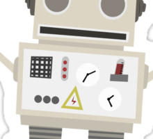 Robots Are Awesome Sticker