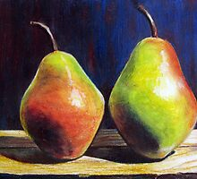 Pears by Eric Greene