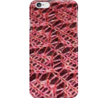 Knitted Lace iPhone Case/Skin