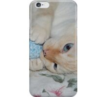 Pebbles Playing iPhone Case/Skin