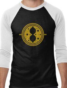 Time-Turner (Gold) Men's Baseball ¾ T-Shirt