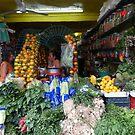 All This Fresh Vegetables... - Todas Estas Frutas Y Verduras by Bernhard Matejka