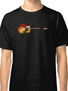 The Evolution of the Guitar Classic T-Shirt