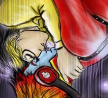 Jackson Jekyll + Holt Hyde (Monster High) Sticker