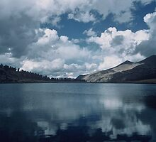 Glacial Lake, Yosemite National Park by Diana Sproul