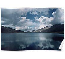 Glacial Lake, Yosemite National Park Poster