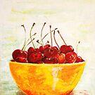 cherries by Nirsha