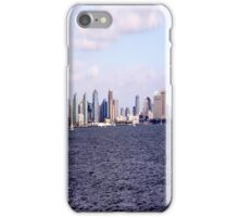 Good Morning San Diego  iPhone Case/Skin