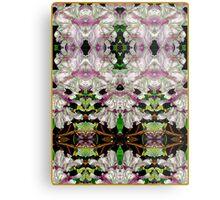 Trust  - Card VIII from The Tarot of Flowers Metal Print