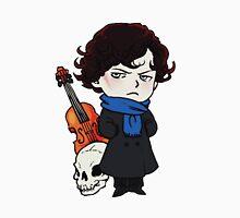 sherlock skull violin Unisex T-Shirt
