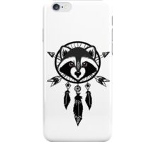 Raccoon Catcher iPhone Case/Skin