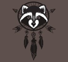 Raccoon Catcher Baby Tee