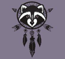 Raccoon Catcher Kids Tee