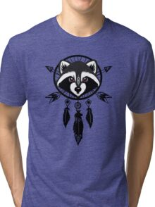 Raccoon Catcher Tri-blend T-Shirt