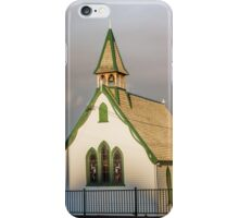 St. Stephen's Anglican Church, Penguin, Tasmania, Australia iPhone Case/Skin