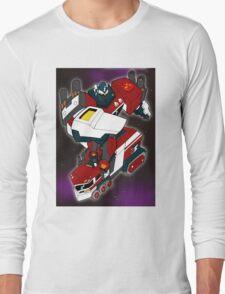 Robot Convertor Optimum Overload Long Sleeve T-Shirt