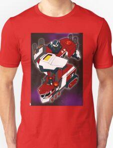 Robot Convertor Optimum Overload T-Shirt