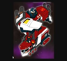 Robot Convertor Optimum Overload Unisex T-Shirt