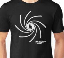 """""""Gillette. Ray Gillette."""" Unisex T-Shirt"""