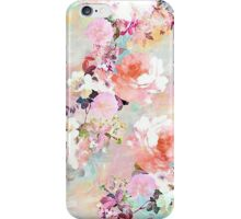 pastel roses iPhone Case/Skin