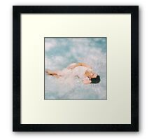 Of Heavenly Places... Framed Print