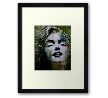 She's A Mystery To Me Framed Print