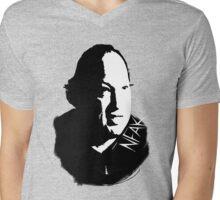 NFAK - Nusrat Fateh Ali Khan Mens V-Neck T-Shirt