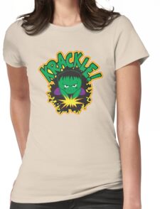 KRACKLE! Womens Fitted T-Shirt