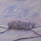 Addingham Moorside by Linda Ridpath