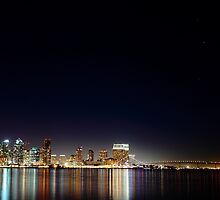 Downtown San Diego II by Rich Soublet