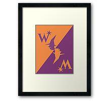 The Weasley's Framed Print
