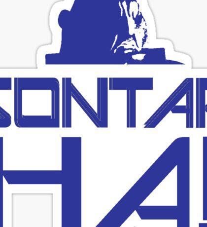 Sontar-Ha! - Doctor Who Sticker