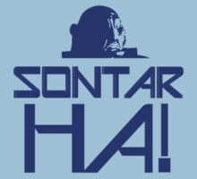 Sontar-Ha! - Doctor Who by twistytwist
