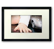 A little perspective ... Framed Print