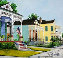Historic Louisiana Homes by Elaine Hodges