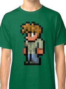 Terraria the guide Classic T-Shirt