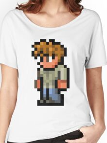 Terraria the guide Women's Relaxed Fit T-Shirt
