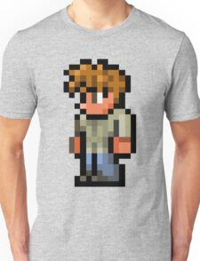 Terraria the guide Unisex T-Shirt