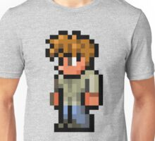 Terraria the guide Unisex T-Shirt
