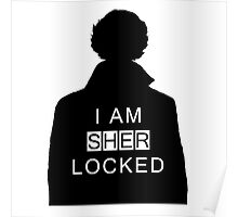 i am sher locked 2 Poster