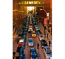 City Life - 15th Street from the Highline Photographic Print